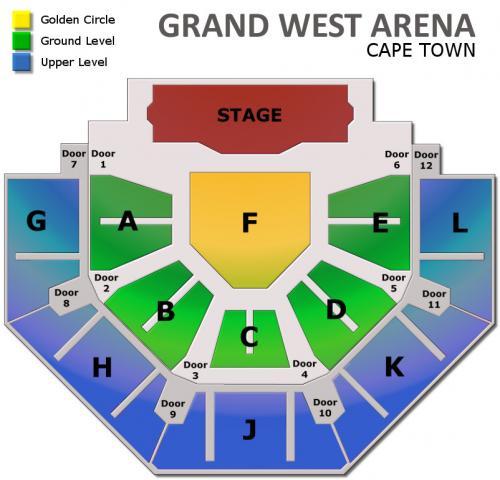 Grand Arena Grandwest Floor Plan   Wikizie.co